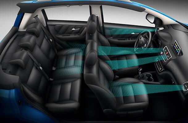 JAC S1 Comfort 1.3 MT - Galería interior - imágen 6