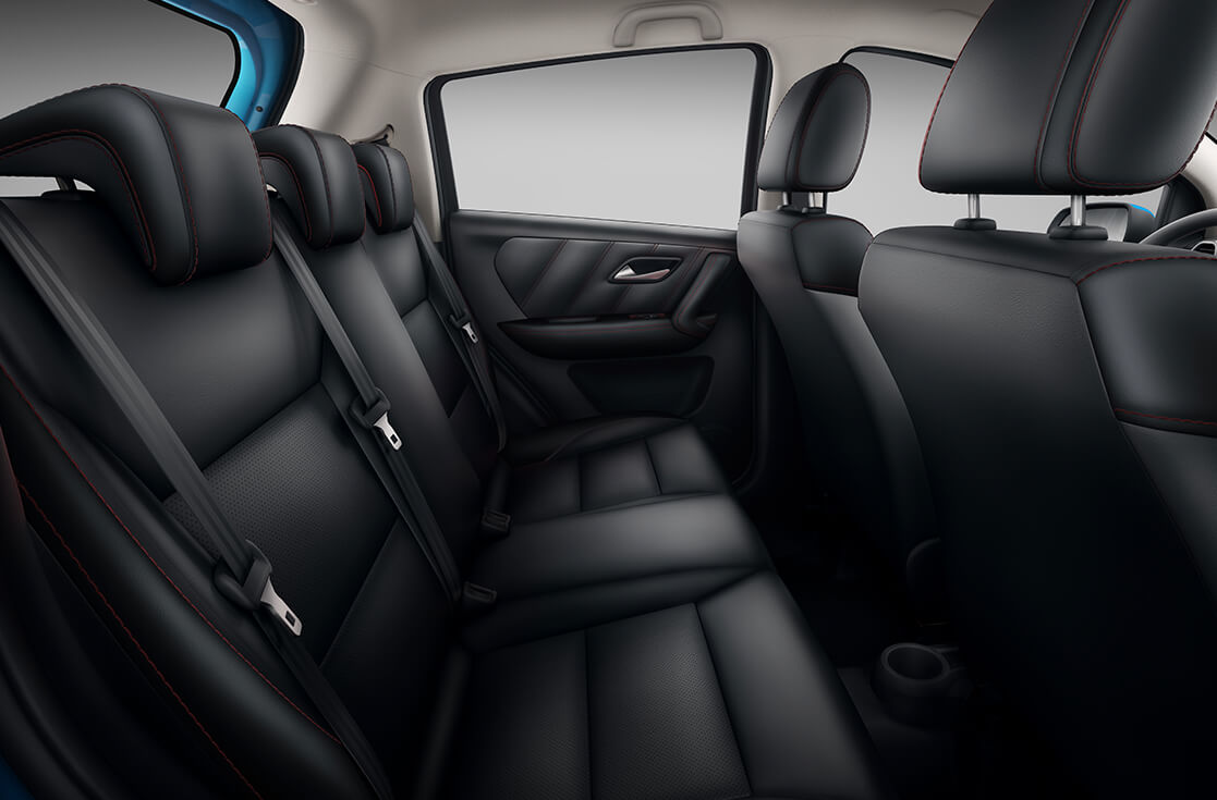 JAC S1 Comfort 1.3 MT - Galería interior - imágen 2