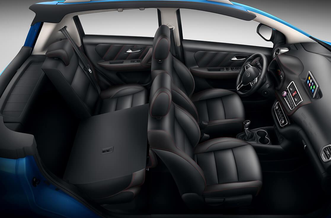 JAC S1 Comfort 1.3 MT - Galería interior - imágen 1