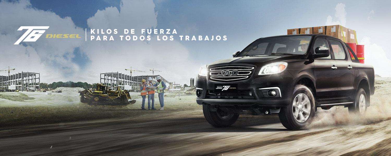 JAC T6 Diesel 4x2 Luxury