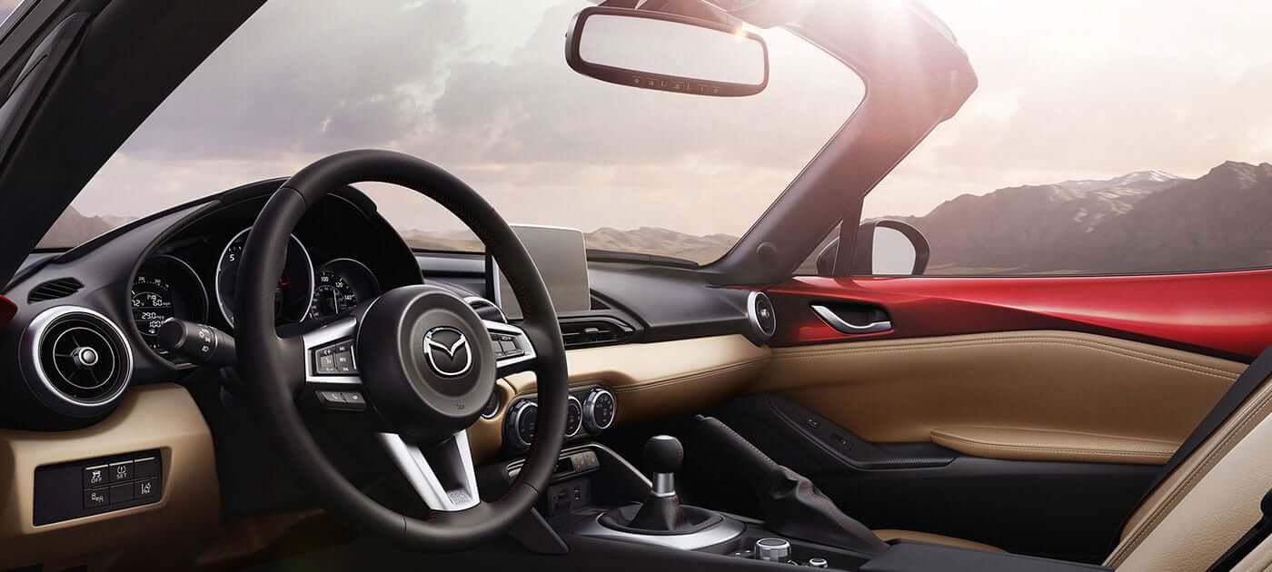 Mazda Mazda MX-5 R 2.0L 6AT(C.N) T.LONA - Galería interior - imágen 0