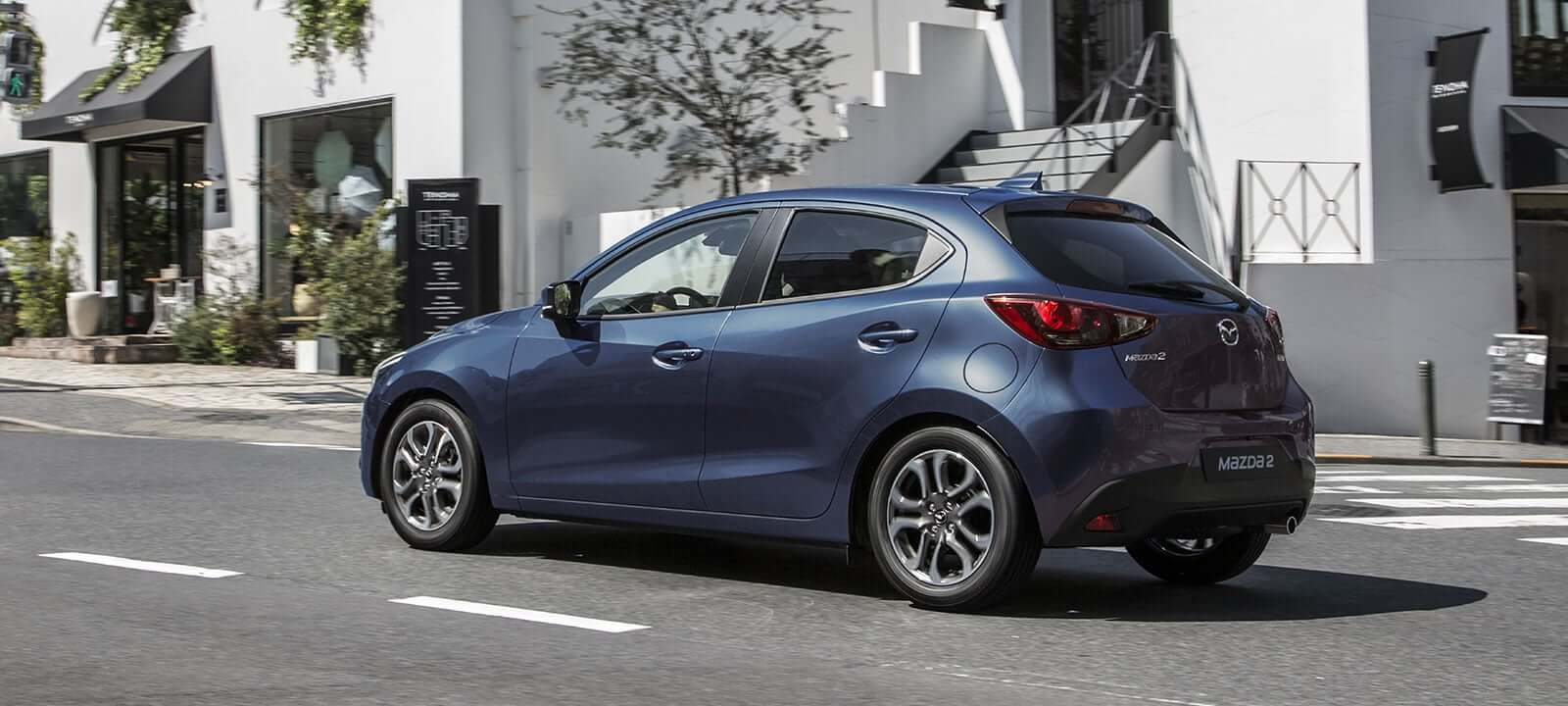 mazda new mazda2 sport 1 5l v 6mt elige tu nuevo auto. Black Bedroom Furniture Sets. Home Design Ideas