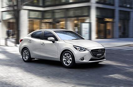 Mazda Mazda2 Sedán 1.5L V 6AT - Galería destacados 0