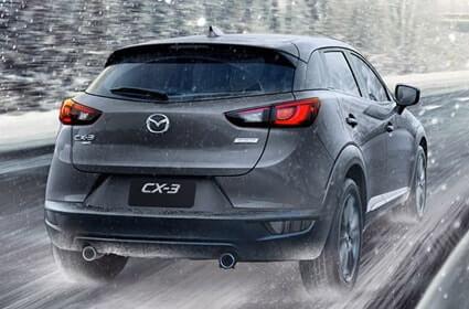 Mazda New Mazda CX-3 GT 2.0L AWD 6AT I-STOP GPS (Cuero Negro) - Galería destacados 0