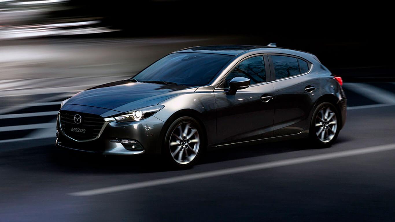 Mazda Mazda3 Sport GT SR 2.5L 6AT Audio Bose Cuero GPS - Galería interior - imágen 0