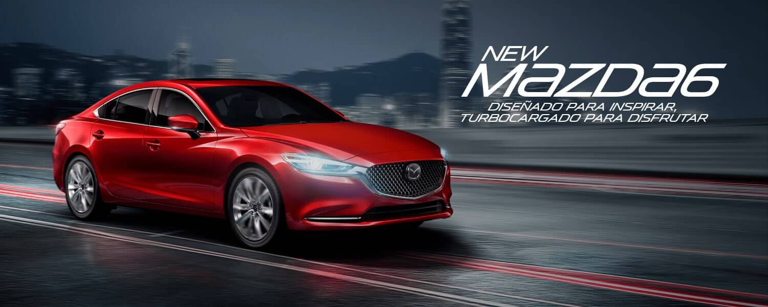 Mazda New Mazda6 GTX 2.5L TURBO 6AT