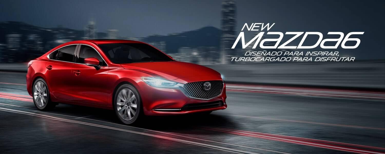 Mazda New Mazda6 V 2.0L 6AT
