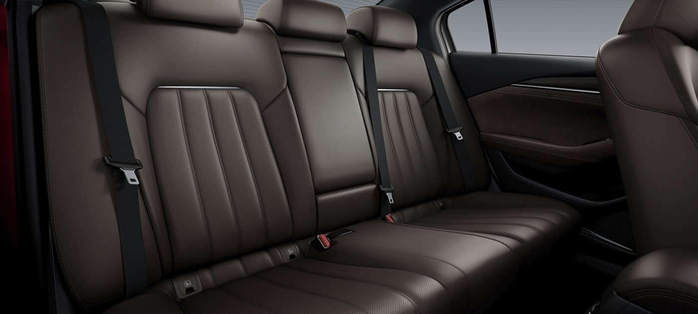 Mazda New Mazda6 GTX 2.5L TURBO 6AT - Galería interior - imágen 0