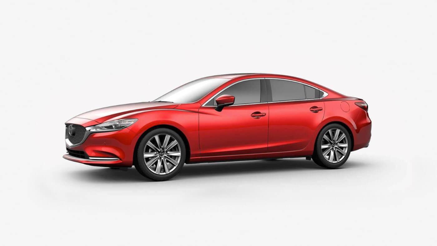 Mazda New Mazda6 GT 2.5L 6AT - Galería interior - imágen 15