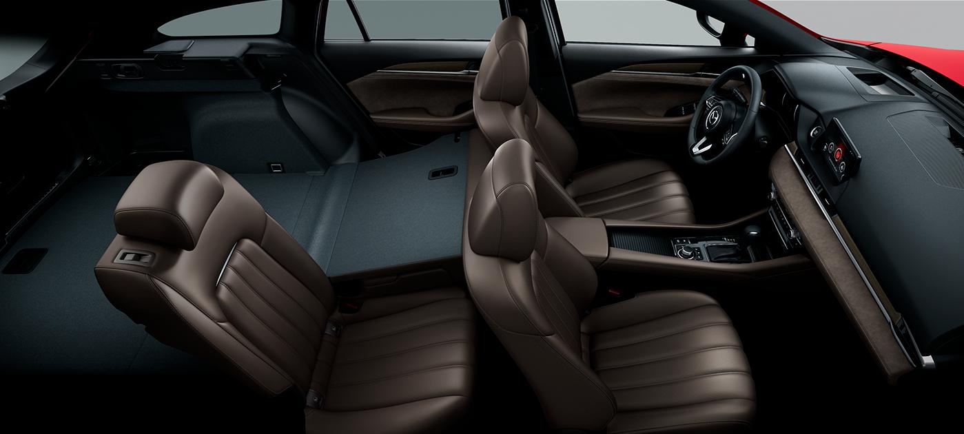 Mazda Mazda6 SW SW GTX D2.2L AWD 6AT - Galería interior - imágen 0
