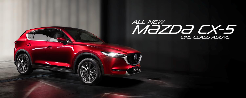 Mazda All New CX-5  GT 2.5L (CN) AWD CA 6AT
