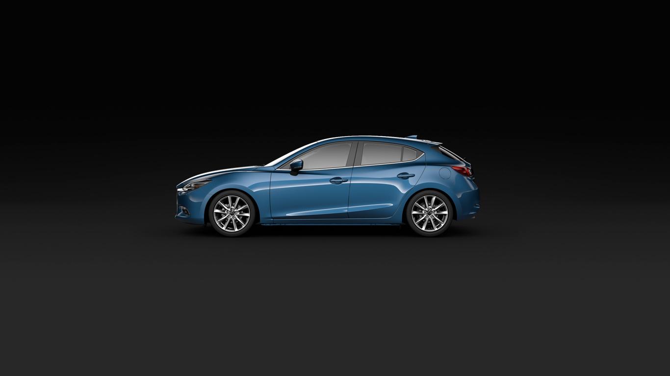Mazda Mazda3 Sport GT SR 2.5L 6AT Audio Bose Cuero GPS - Galería interior - imágen 18