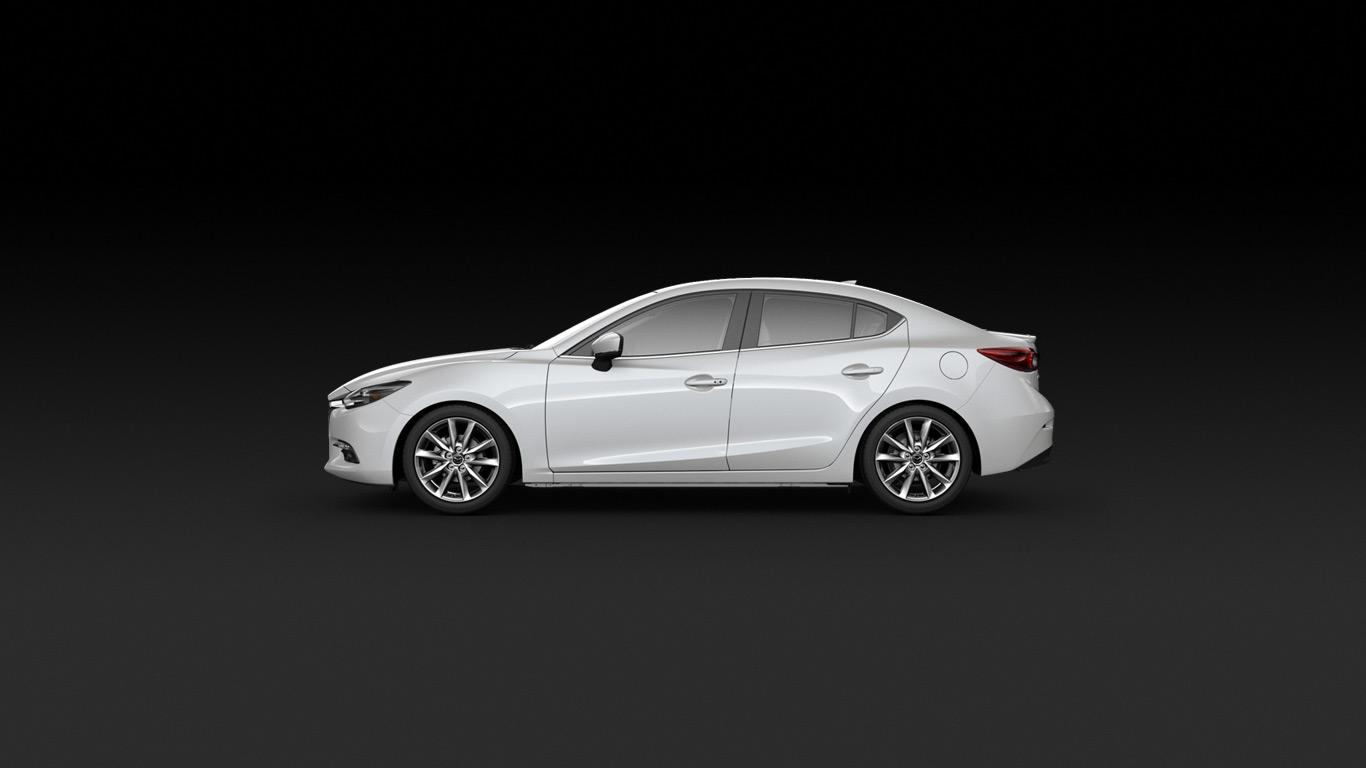 Mazda New Mazda3 Sedán GT SR 2.5l 6AT - Galería interior - imágen 0
