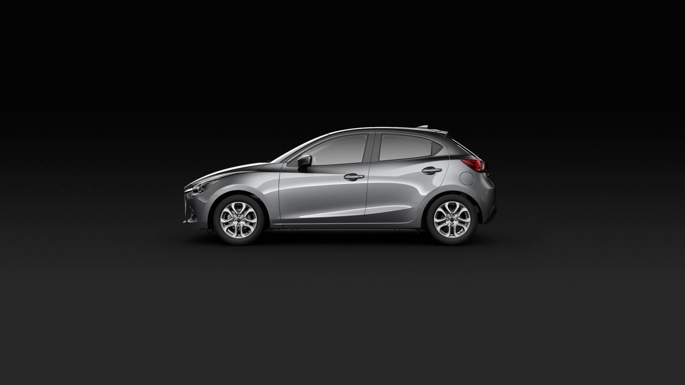 Mazda New Mazda2 Sport 1.5L V 6MT - Galería interior - imágen 18