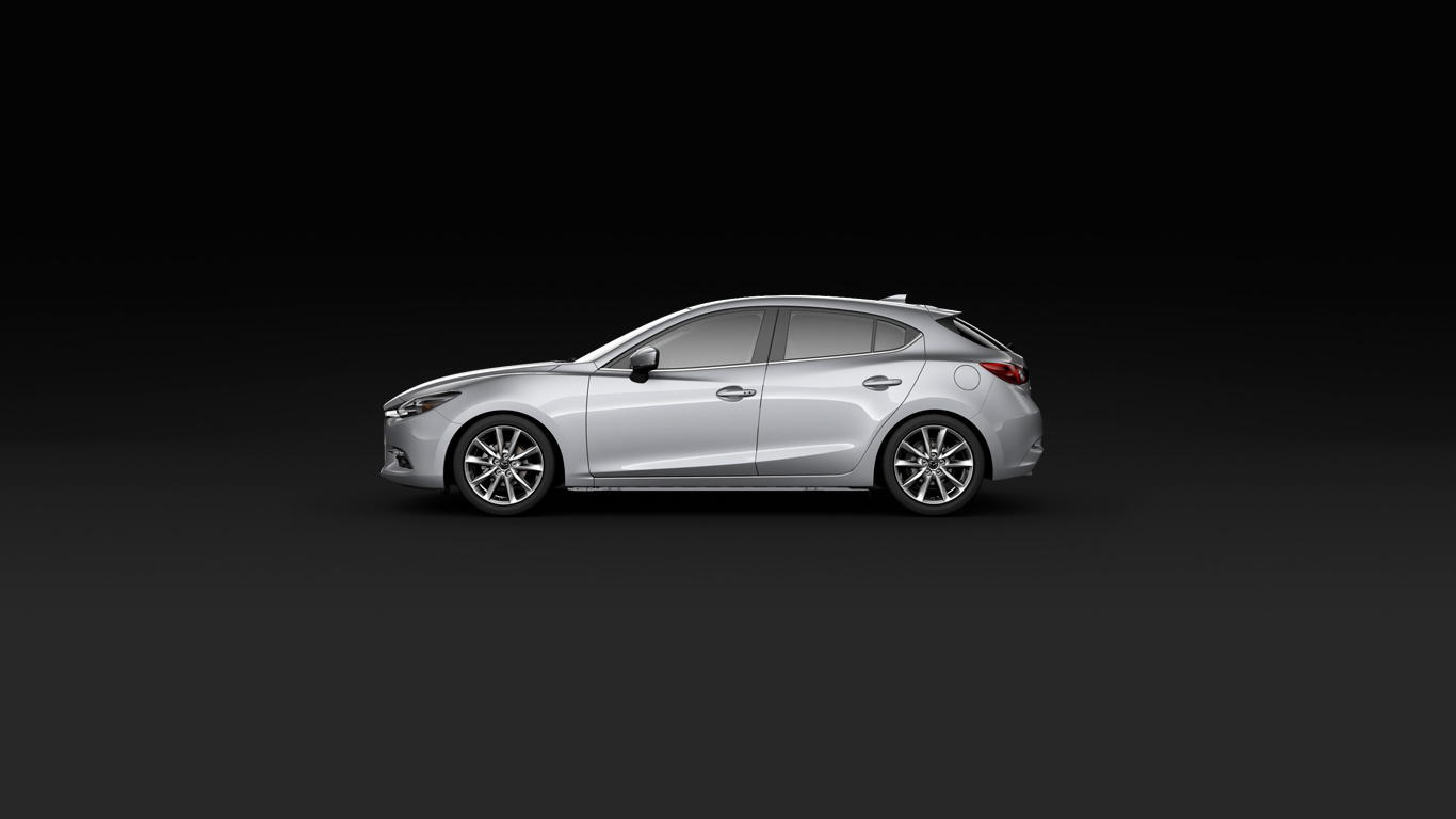 Mazda Mazda3 Sport GT SR 2.5L 6AT Audio Bose Cuero GPS - Galería interior - imágen 13
