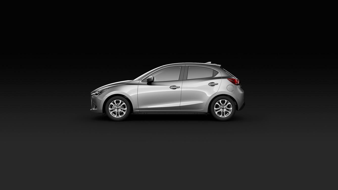 Mazda New Mazda2 Sport 1.5L V 6MT - Galería interior - imágen 17