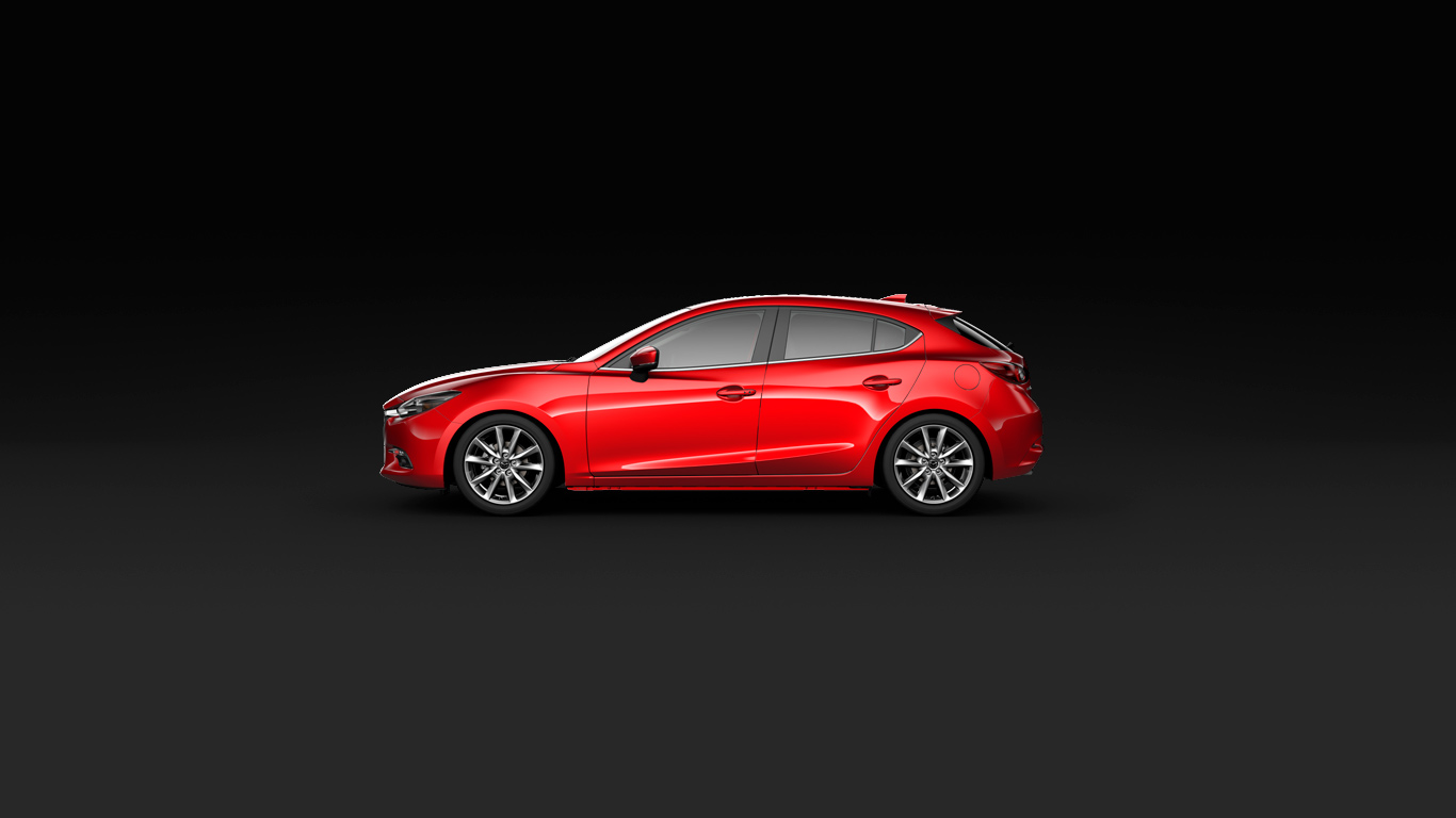 Mazda Mazda3 Sport GT SR 2.5L 6AT Audio Bose Cuero GPS - Galería interior - imágen 20
