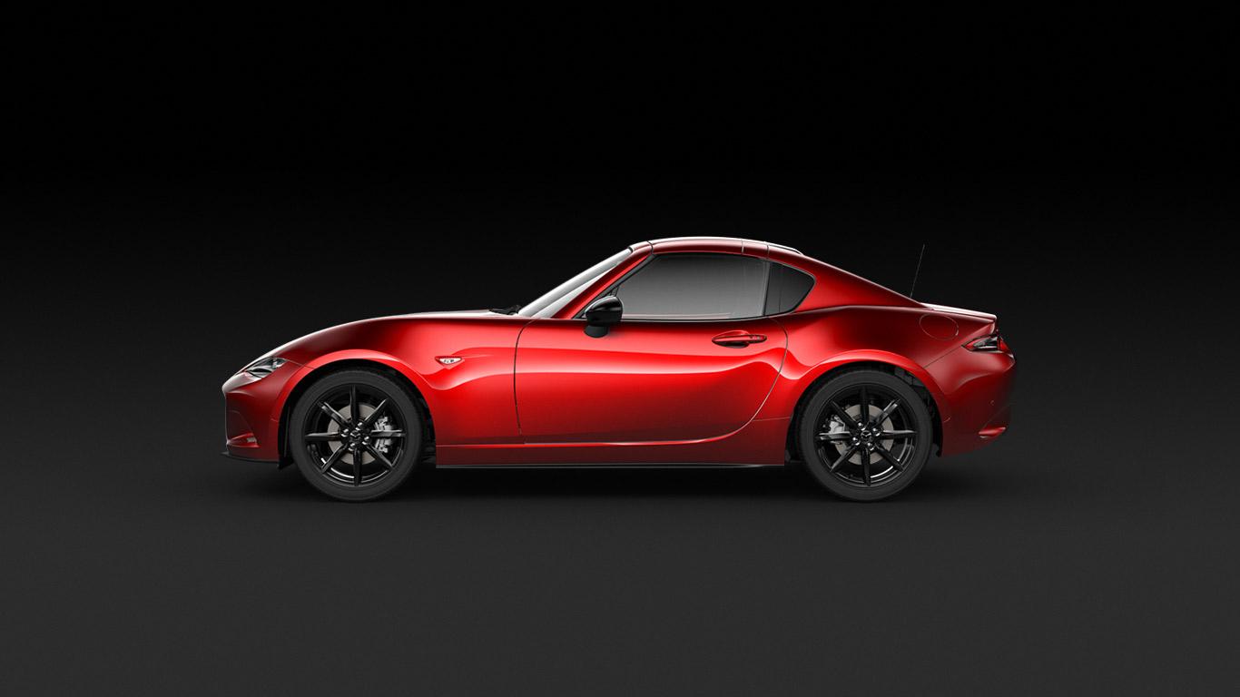 Mazda Mazda MX-5 RF 6AT RF (techo retráctil color carroceria) - Galería interior - imágen 19