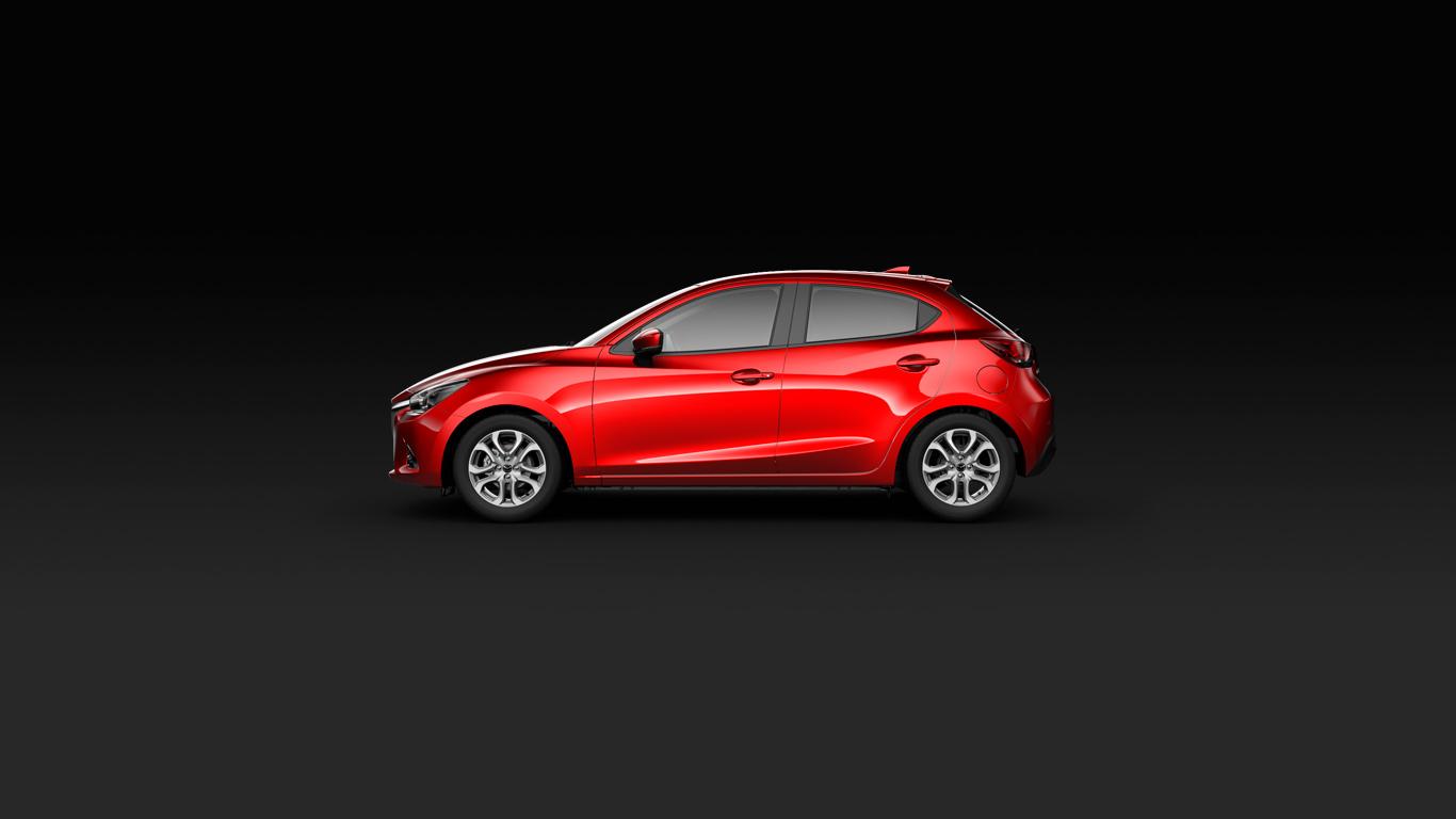 Mazda New Mazda2 Sport 1.5L V 6MT - Galería interior - imágen 21