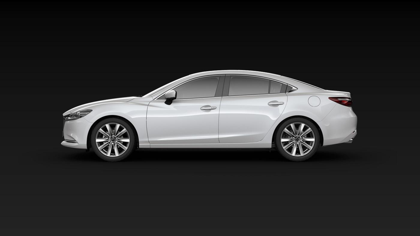 Mazda New Mazda6 GTX 2.5L TURBO 6AT - Galería interior - imágen 12