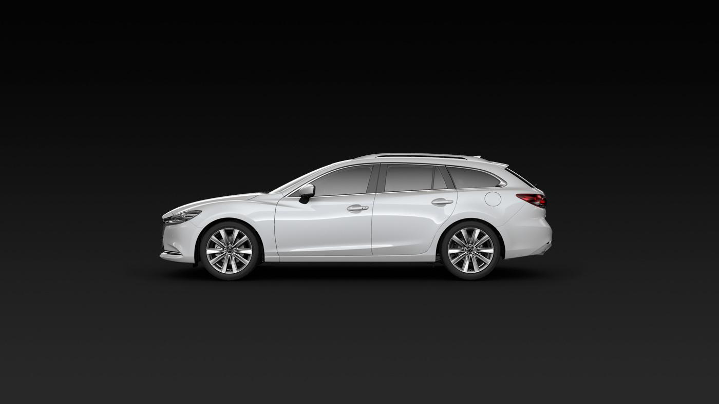 Mazda Mazda6 SW SW GTX D2.2L AWD 6AT - Galería interior - imágen 10