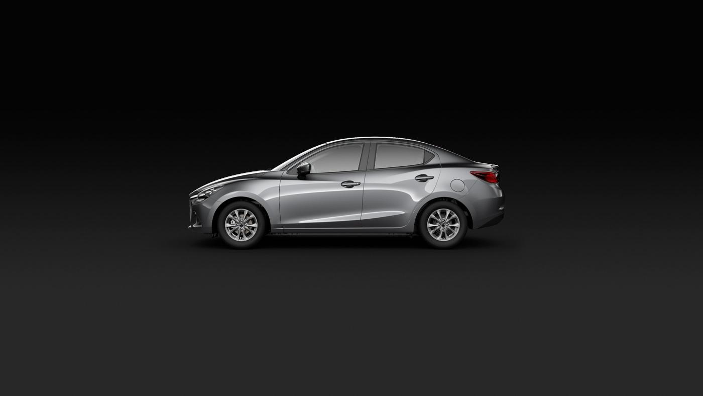 Mazda Mazda2 Sedán 1.5L S 6MT - Galería interior - imágen 17
