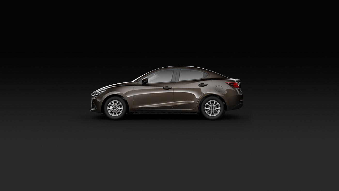 Mazda Mazda2 Sedán 1.5L V 6AT - Galería interior - imágen 18