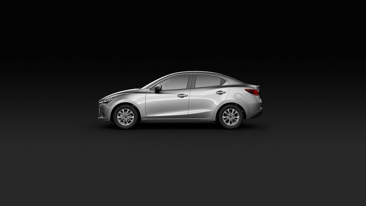 Mazda Mazda2 Sedán 1.5L S 6MT - Galería interior - imágen 16