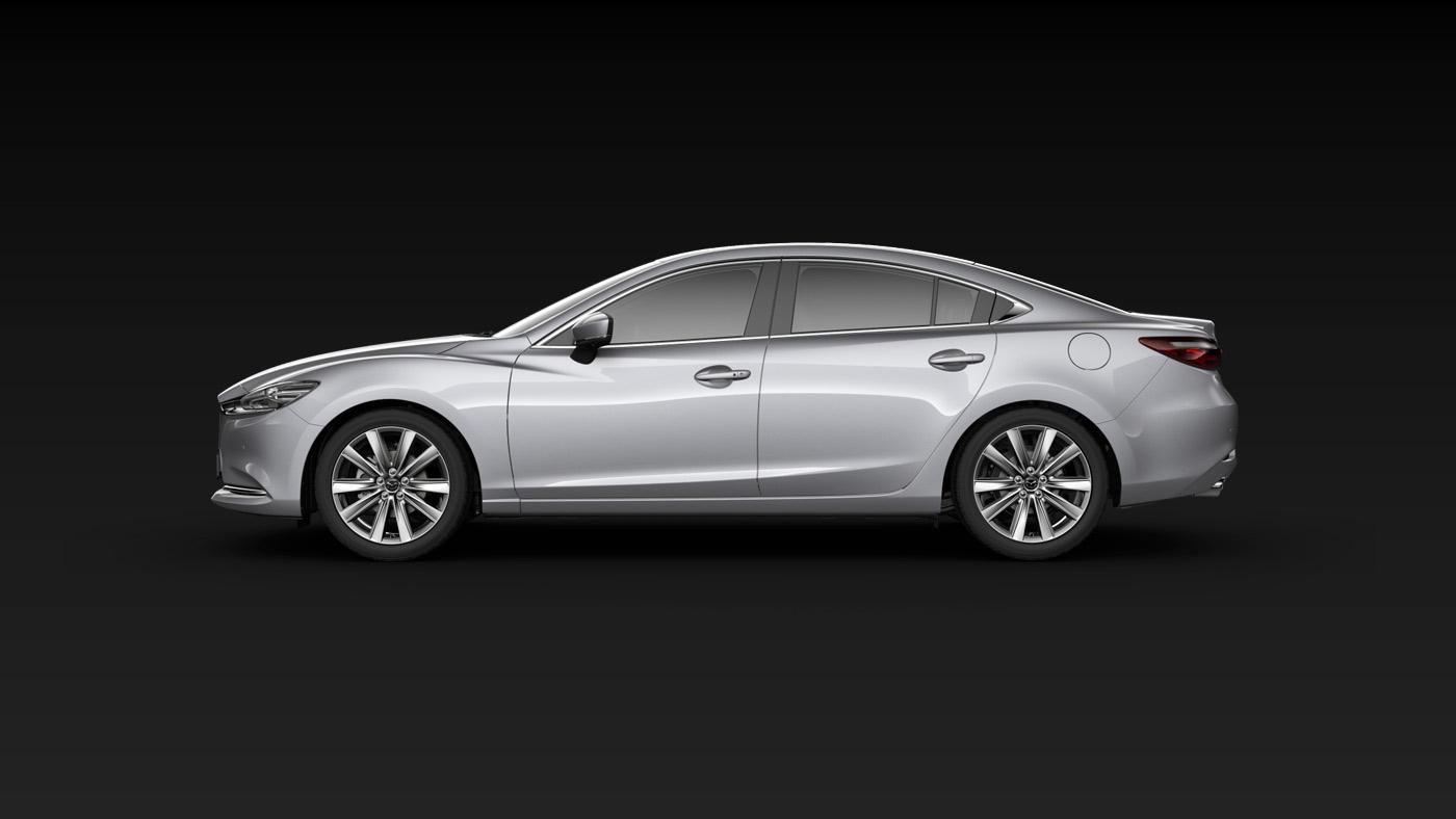 Mazda New Mazda6 GTX 2.5L TURBO 6AT - Galería interior - imágen 13
