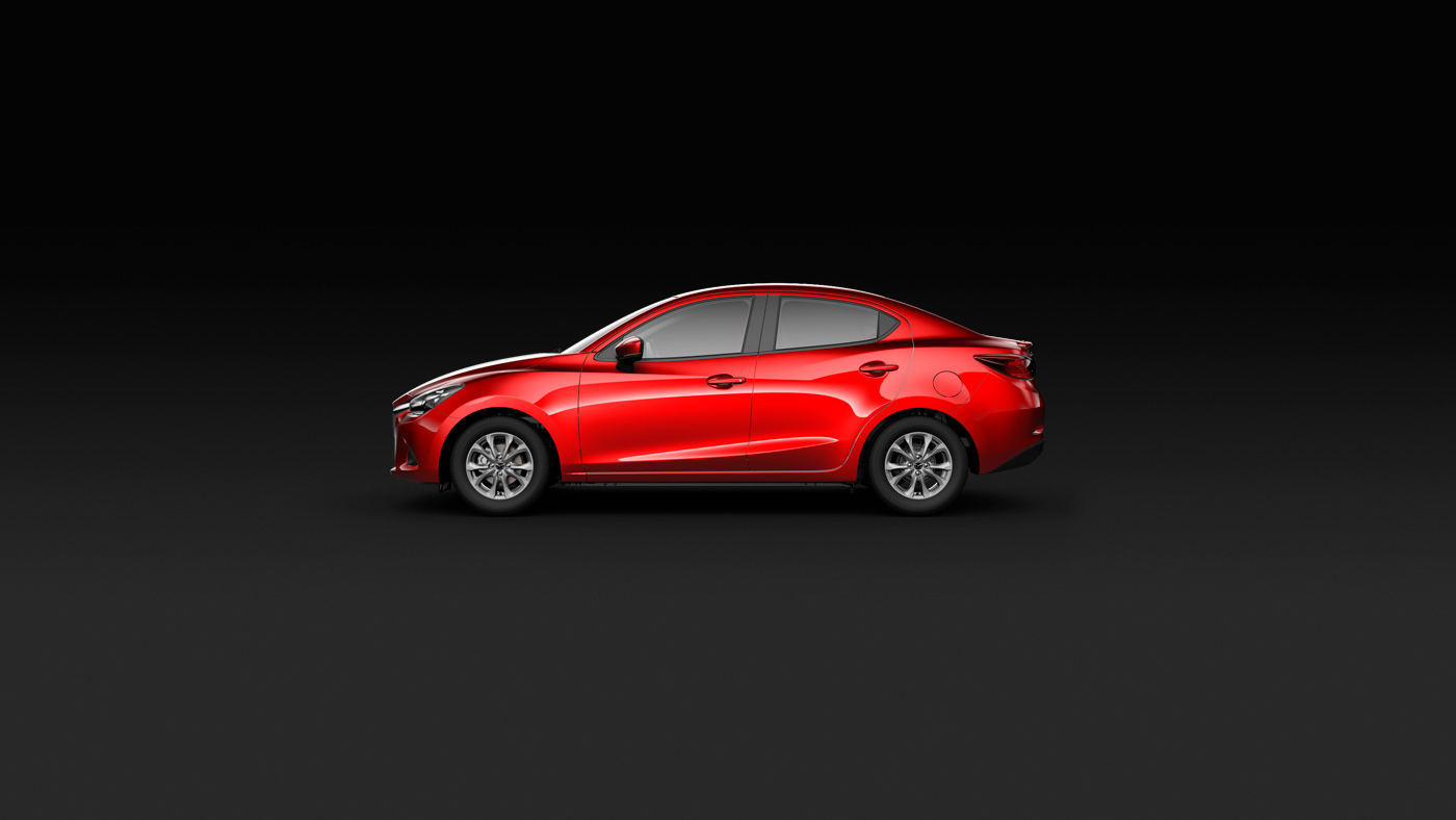Mazda Mazda2 Sedán 1.5L S 6MT - Galería interior - imágen 20
