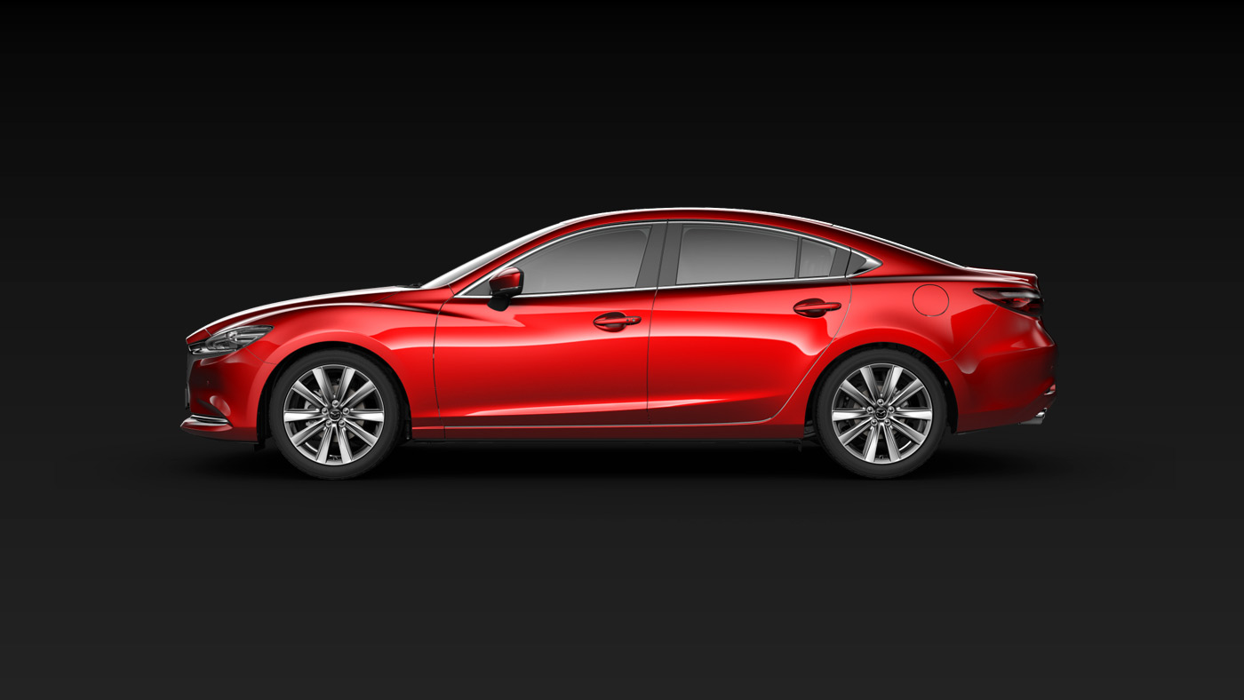 Mazda New Mazda6 GTX 2.5L TURBO 6AT - Galería interior - imágen 16