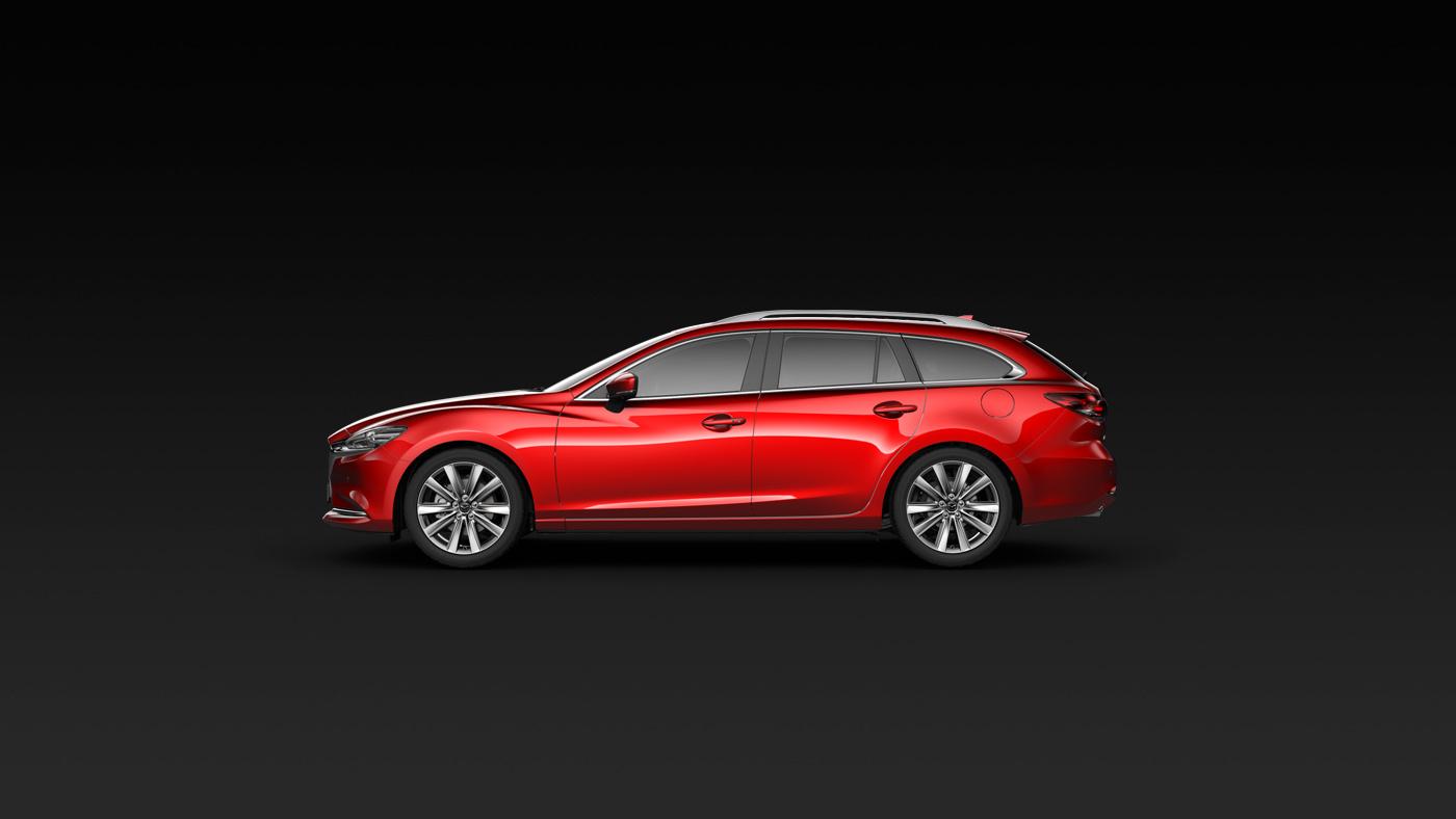 Mazda Mazda6 SW SW GTX D2.2L AWD 6AT - Galería interior - imágen 14