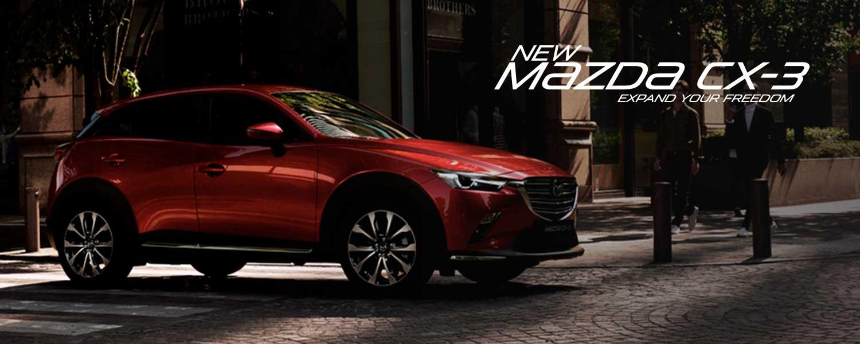Mazda New Mazda CX-3 R 2.0L 2WD 6MT I-STOP