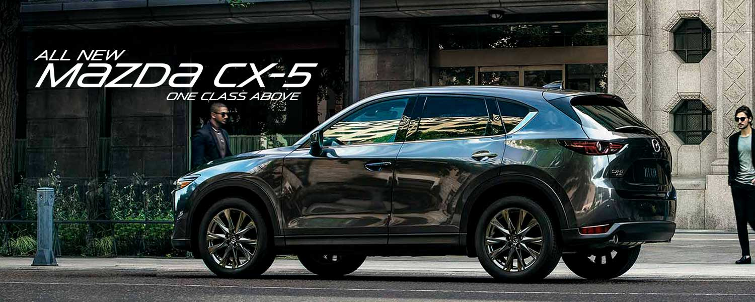 Mazda All New CX-5 R 2.0L 2WD CA 6MT