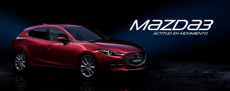 Mazda Mazda3 Sport GT SR 2.5L 6AT Audio Bose Cuero GPS
