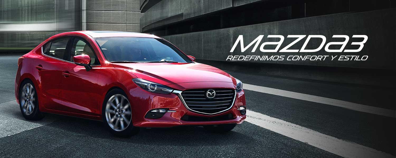 Mazda Mazda3 Sedán GT SR 2.5l 6AT