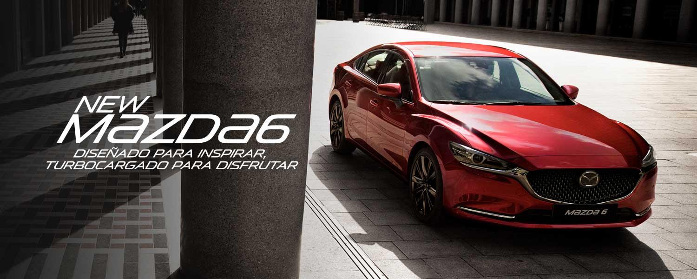 Mazda New Mazda6 GTX 2.5L TURBO 6AT