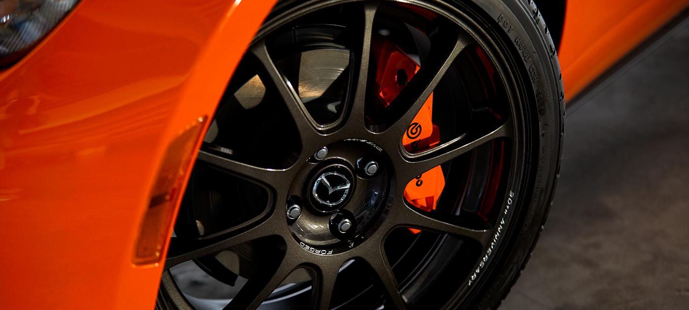 Mazda Mazda MX-5 RF R 6AT RF TECHO C.C - Galería interior - imágen 0