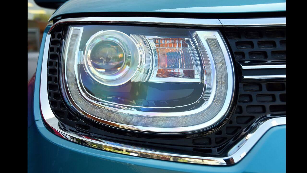 Suzuki Ignis 1.2 AT GLX Bi-tono - Galería interior - imágen 0