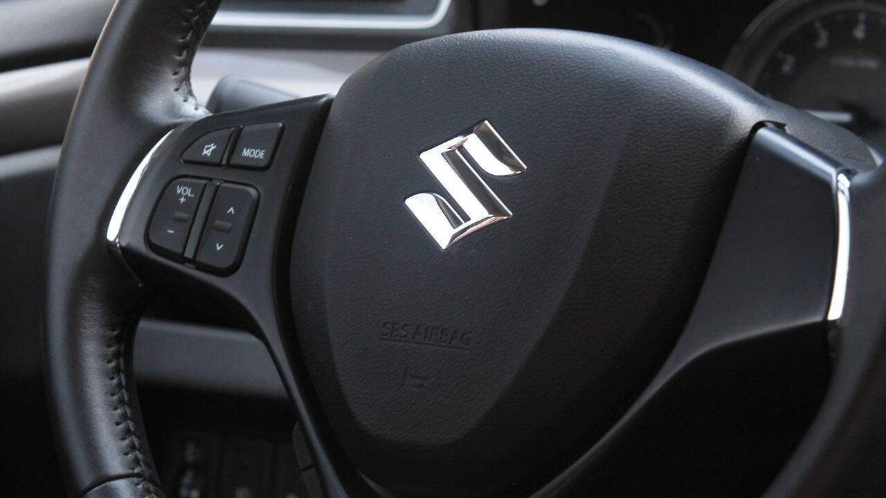 Suzuki Ciaz 1.4 GLX - Galería interior - imágen 0