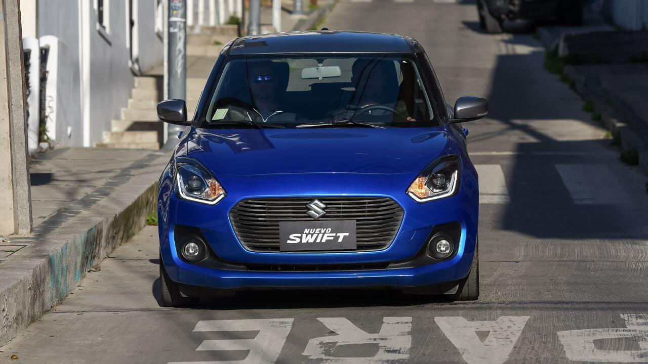 Suzuki Nuevo Swift 1.2 GLX Bi-tono - Galería interior - imágen 0
