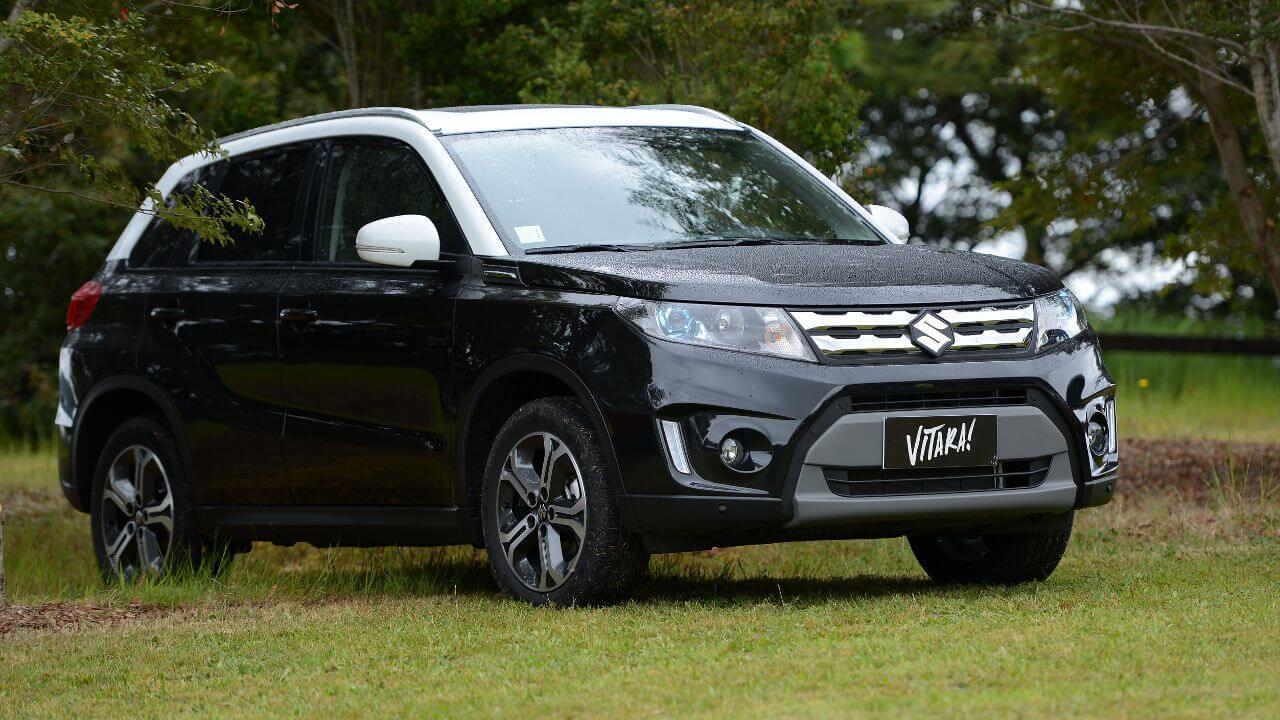 Suzuki Vitara 1.6 4WD AT GLX - Galería interior - imágen 0