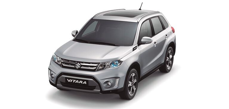 Suzuki Vitara 1.6 4WD AT GLX - Galería interior - imágen 21