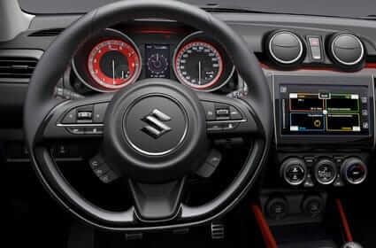 Suzuki Swift Sport 1.4 DIT SPORT - Galería destacados 3