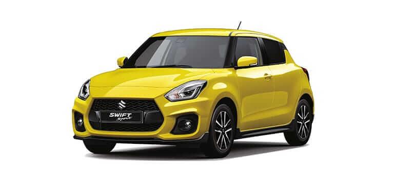 Suzuki Swift Sport 1.4 DIT SPORT - Galería interior - imágen 14