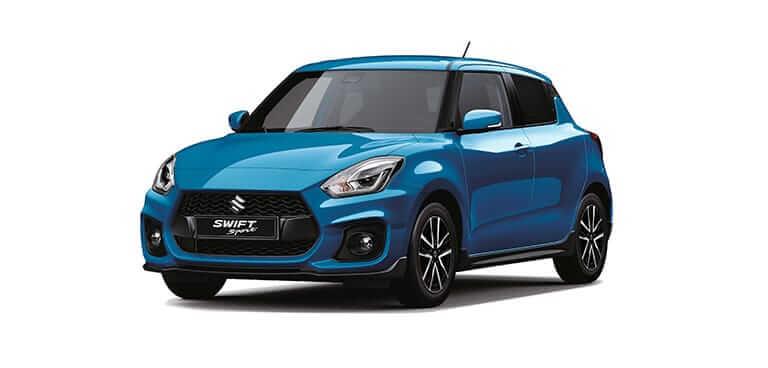 Suzuki Swift Sport 1.4 DIT SPORT - Galería interior - imágen 16