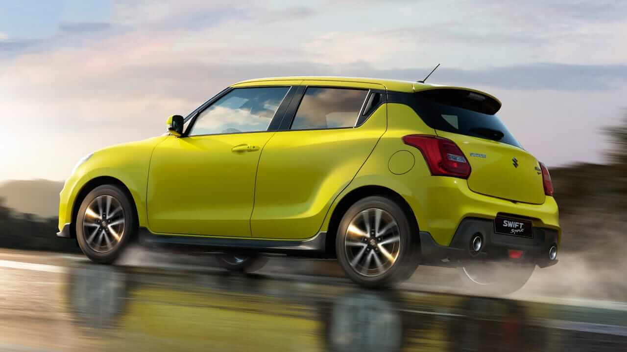 Suzuki Swift Sport 1.4 DIT SPORT - Galería interior - imágen 0