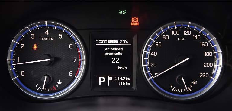 Suzuki S-Cross 1.6 4WD AT LIMITED - Galería interior - imágen 0