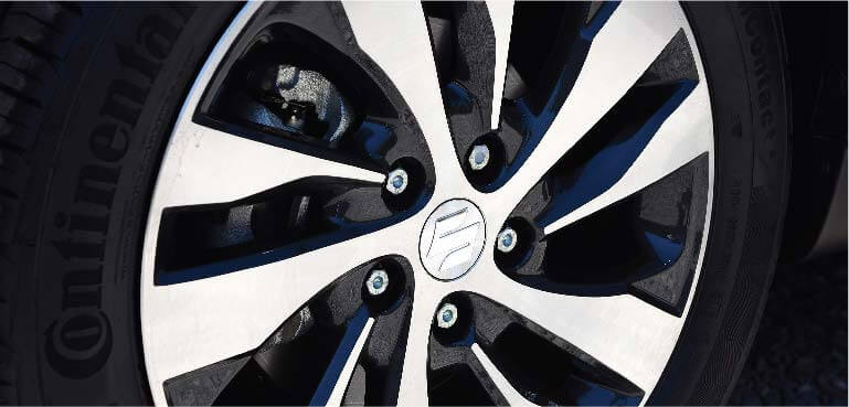 Suzuki S-Cross 1.6 4WD LIMITED - Galería interior - imágen 0