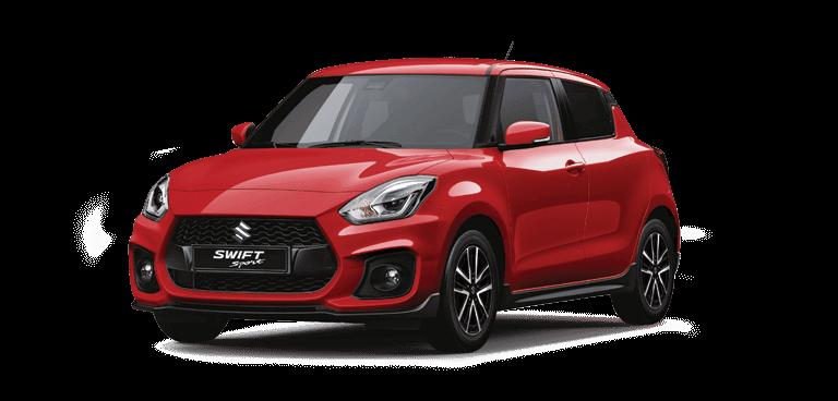 Suzuki Swift Sport 1.4 DIT SPORT - Galería interior - imágen 20